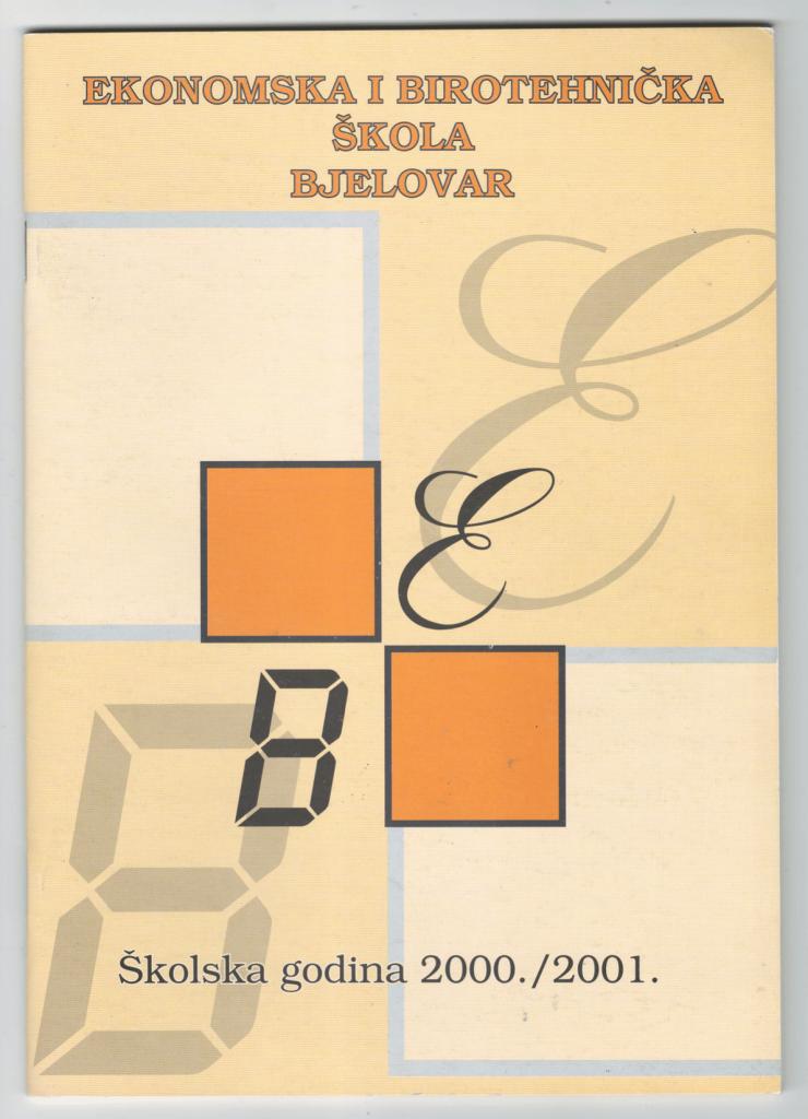 Ljetopis 2000./2001.