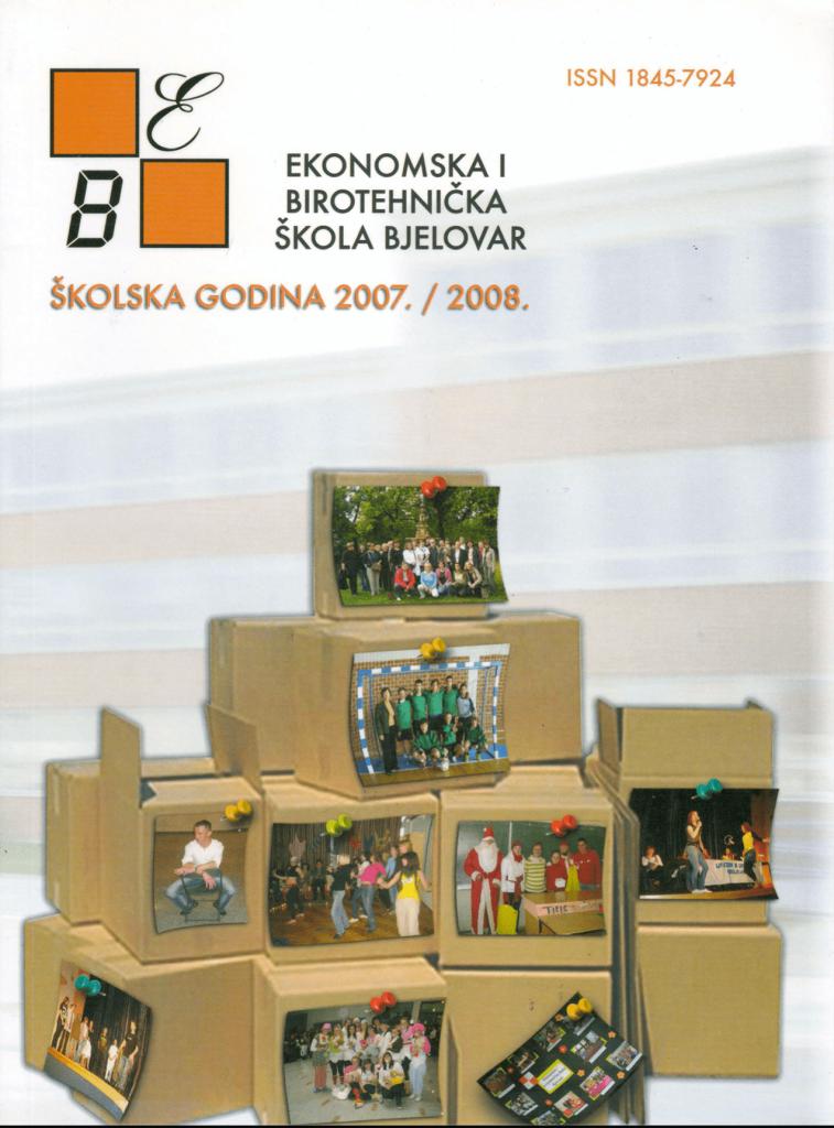Ljetopis 2007./2008.